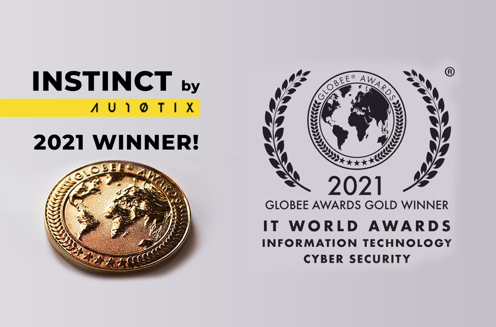 AU10TIX Wins Globee® in the 16th Annual 2021 IT World Awards®
